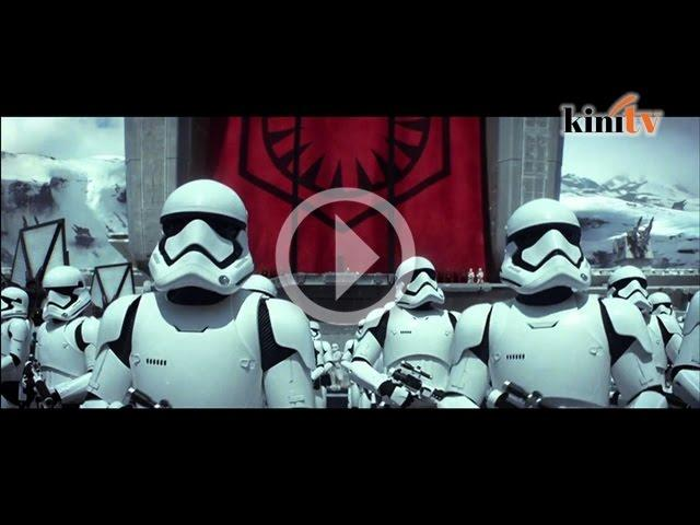 'Star Wars' lancar trailer terbaru