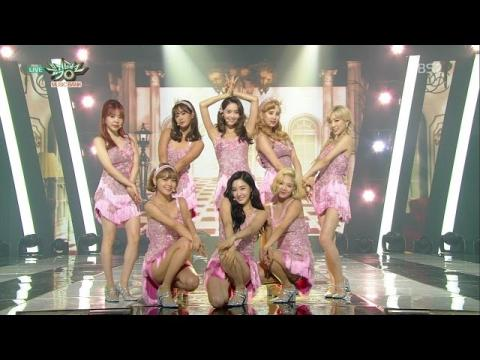 Girls' Generation 소녀시대_Front-Runner Stage 'Lion Heart'_KBS MUSIC BANK_2015.08.28