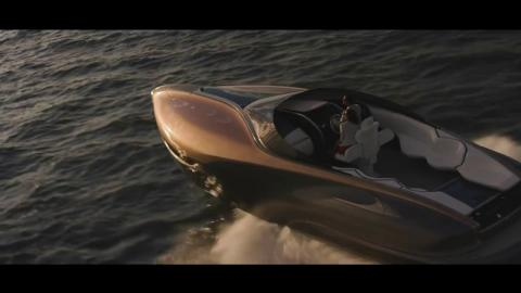 Introducing the Amazing Lexus Sport Yacht Concept