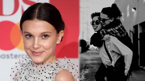 Millie Bobby Brown SLAMS Jacob Sartorius Cheating Rumors With NEW Photo