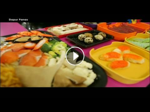 Dapur Panas 2017 Is A Travel Cooking Show Program Hosted By Chef Fikree Najib Aznan Will Present Three Complete Recipes With Diffe Th