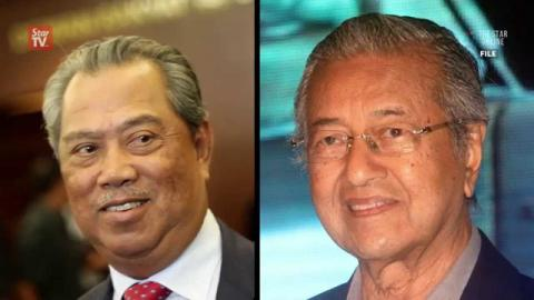 Tun M on Umno expelling him and Muhyiddin