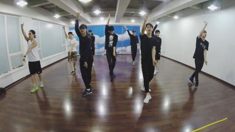 ['LOVE ME RIGHT' MV EVENT] EXO_LOVE ME RIGHT Dance Practice