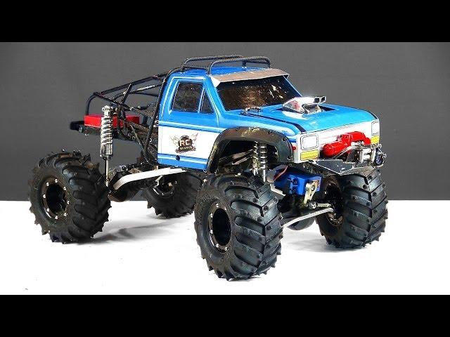RC ADVENTURES - SNATCH BLOCK & WiNCH ACTiON - The BEAST ...