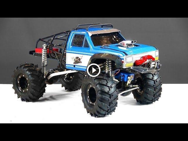 Best Rc Truck 4x4 : Rc adventures altered beast custom truck update