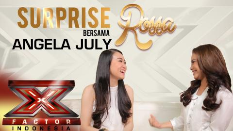 SURPRISE X - Surprise Rossa bersama Angela July di X Factor Indonesia 2015