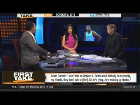 Stephen A Smith rant part 1