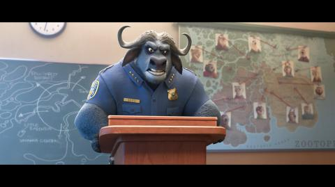 """Elephant in the Room"" Clip - Zootopia in Theatres in 3D March 4!"